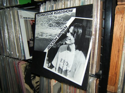 Jackson Browne Technicolor Roadshow - Live At the Jabberwocky Club 1971