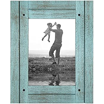 Amazon Lawrence Frames Weathered Decorative Picture Frame 5