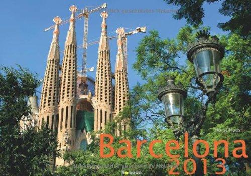 Barcelona 2013 - Kalender