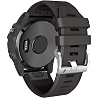Quick Release Sport Band Replacement for Garmin Fenix 3/Fenix 3 HR/Fenix 5X/Fenix 5X Plus Smart Watch