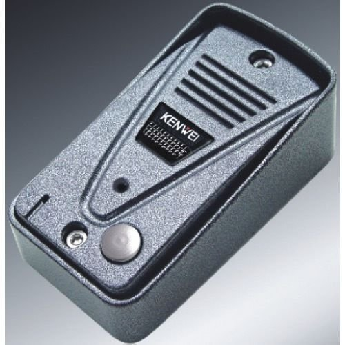 Kenwei Video Access Control - KW-136M B&W Vandalproof Camera for Video Intercoms