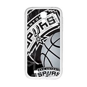 San Antonio Spurs Basketball Fahionable And Popular High Quality Back Case Cover For Samsung Galaxy S4