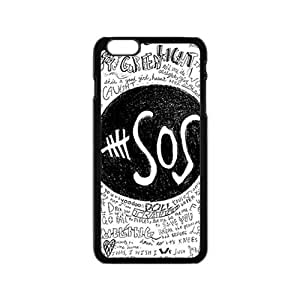 diy zhengSOS pattern Cell Phone Case for Ipod Touch 5 5th