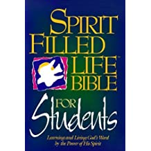 Holy Bible: Spirit Filled Life Bible for Students, New King James Version (1995-09-06)