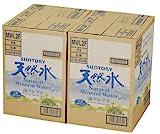 グルメ食材・ドリンク・酒通販専門店ランキング1位 [2CS] サントリー 天然水(南アルプス) (2L×6本)×2箱