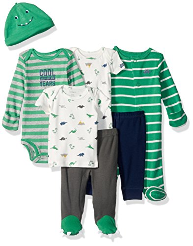Newborn Boy Green - 7