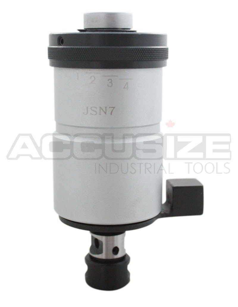 Accusize - Self-Reversing Tapping Head, 5/16''-3/4''(M8-M20),1/4'', #2600-4022 by Accusize Industrial Tools