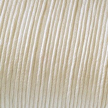 Baumwollkordel gewachst /Ã/¸ 2 mm 6 m creme EFCO
