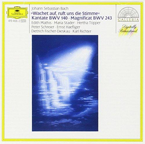 Bach: Wachet Auf, Ruft uns die Stimme/Magnificat BWV 243