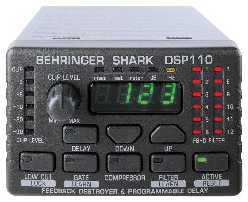 Behringer DSP110 Digital Multi Function Processor product image