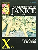 img - for X 91 Los infortunios de Janice, 3 book / textbook / text book