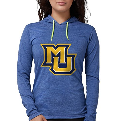 CafePress - Marquette University MU - Womens Hooded Shirt