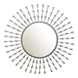 Stratton Home Decor SHD0247 Melissa Tear Drop Mirror