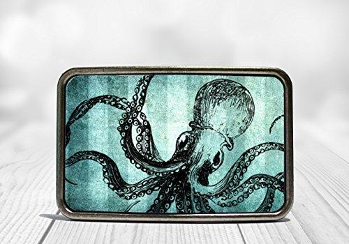 whimsical-blue-octopus-belt-buckle