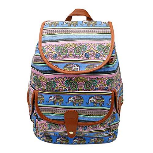 [해외]PickUrStyle 캐주얼 배낭 캔버스 여행 배낭 패션 여자 아이들을위한 스타일/PickUrStyle Casual Backpack Canvas Travel Backpack Fashion Style for Girls Women
