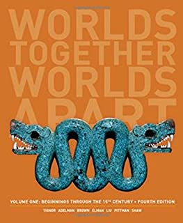 amazon com worlds together worlds apart fifth edition vol a rh amazon com V1 World's Together World's Apart World's Together World's Apart Volume 2