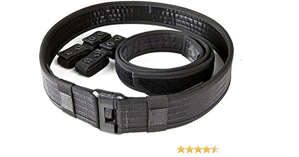 5.11 Tactical Sierra Bravo Cinturón para Hombre: Amazon.es: Deportes y aire libre
