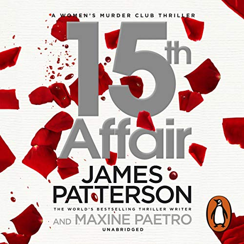 [B.E.S.T] 15th Affair: Women's Murder Club, Book 15 R.A.R