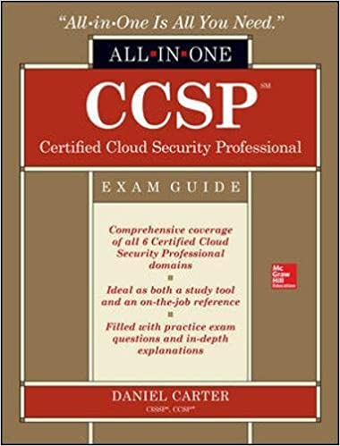 Buy CCSP Certified Cloud Security Professional All-in-One Exam Guide ...