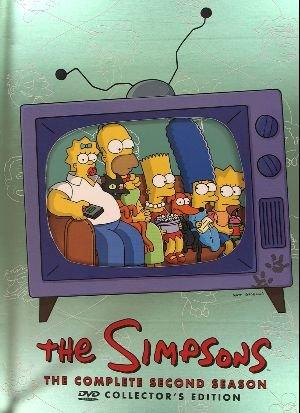 Amazon Com The Simpsons Season 2 Movies Tv