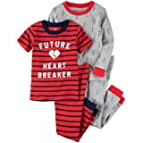 Carter's Boys' 4 Pc Cotton 341g274