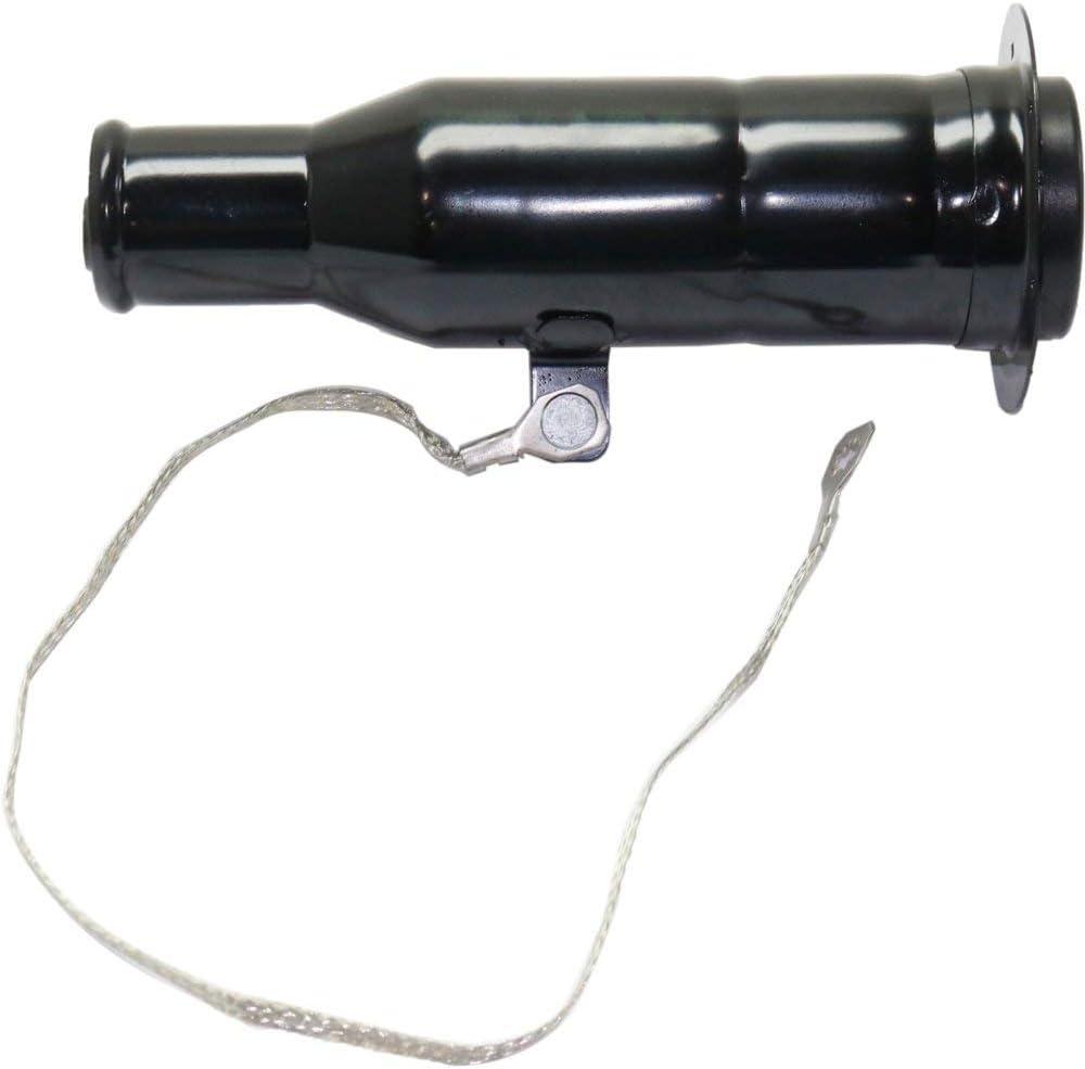 LUJUNTEC 5017816AB FN854 Gas Tank Fuel Filler Neck Tube Pipe Fits 1997-2000 Jeep Wrangler