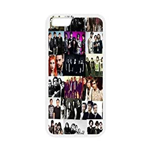 "Blink-182 Rock band Hard Plastic phone Case Cover For Apple Iphone 6,4.7"" screen Cases ZDI123038"