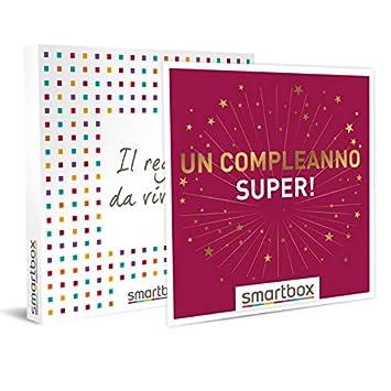Smartbox Un Cumpleaños Super, Caja Regalo para Mujer, Hombre ...