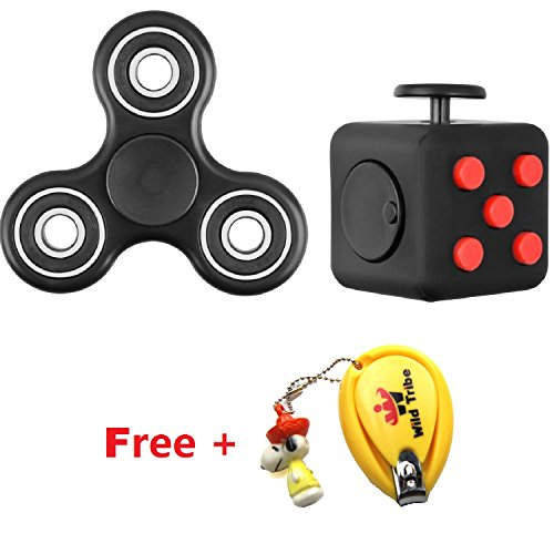 wild-tribe-fidget-cube-360-tri-fidget-hand-spinner-anxiety-attention-edc-toy-relieves-anxiety-for-ch