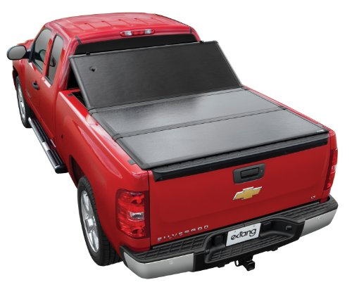 "Extang Encore Hard Folding Truck Bed Tonneau Cover | 62425 | Fits 09-18, 19/20 Classic Dodge RAM 1500/2500/3500 5'7"" Bed"