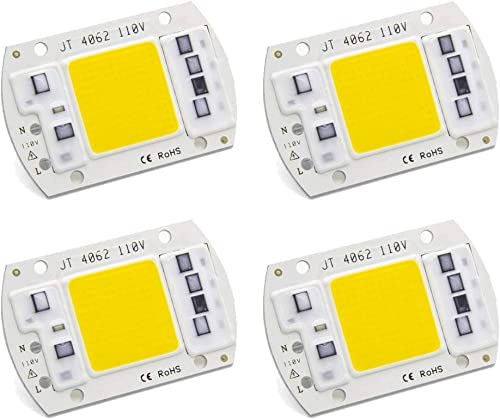 50W COB LED Chip Grow Lamp