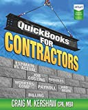 img - for QuickBooks for Contractors (QuickBooks How to Guides for Professionals) book / textbook / text book