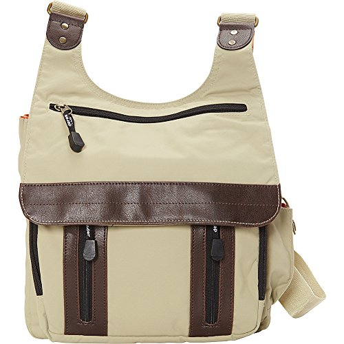 derek-alexander-ns-cross-shoulder-half-flap-tan-one-size