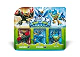 Skylanders SWAP Force Triple Character Pack: Hyper Beam Prism Break, Horn Blast Whirlwind, Rip Tide