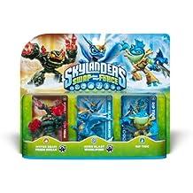 Skylanders SWAP Force Triple Character Pack: Hyper Beam Prism Break, Horn Blast Whirlwind, Rip Tide