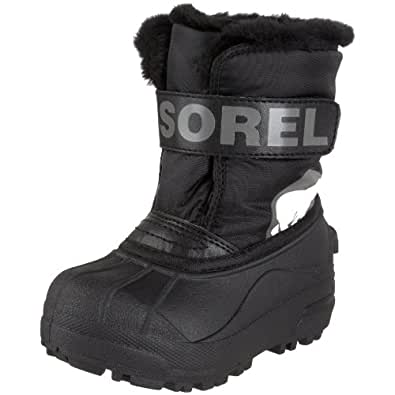 Amazon.com | Sorel Snow Commander Childrens Winter Boot | Boots