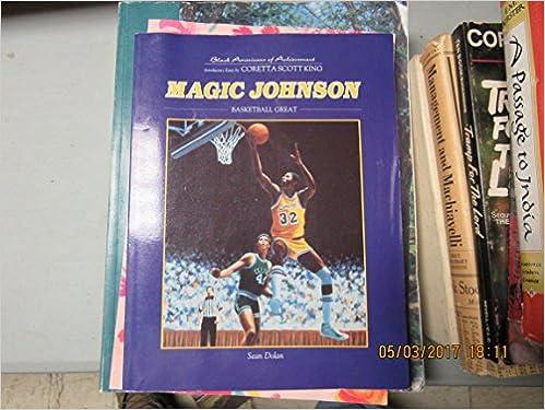 Book Magic Johnson (Black Americans of Achievement)