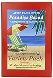 Aloha Island Coffee Company Variety Pack, 18-Count Organic Coffee Pods