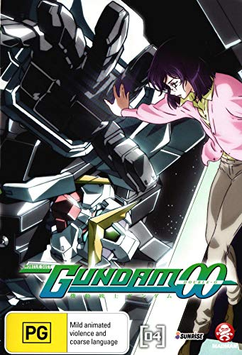 Mobile Suit Gundam 00 Volume 4 | Anime & Manga | NON-USA Format | PAL | Region 4 Import - Australia -
