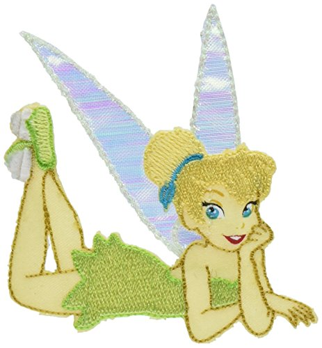 Home Made Tinkerbell Costumes (Disney Tinker Bell Iron On Applique-Tinker Bell 2-1/2