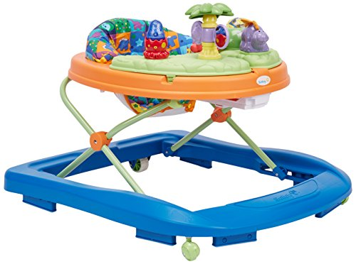 Safety 1st Sounds 'n Lights Discovery Walker, Dino (Walker Sounds)