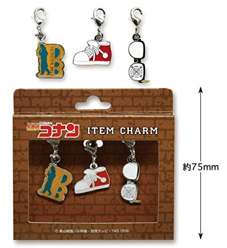 Detective Conan charm Conan items