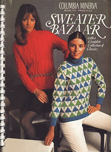 Sweater Bazaar with a Complete Collection of Classics, Book 771
