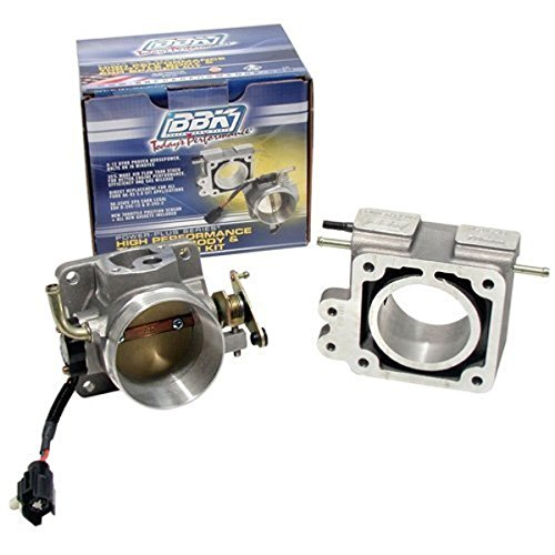 BBK 1600 75mm Throttle Body And EGR Spacer Plate Kit - High Flow Power Plus Series for Ford Mustang 5.0L by BBK Performance -