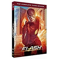 THE FLASH SEASON 3. THE COMPLETE 3RD SEASON DVD