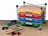 Allit 455800 ''EuroPlus Depot 37'' Storage cabinet