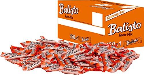 Balisto Korn-Mix Minis, 1 Packung mit 150 Riegeln (1 x 2,775 kg)