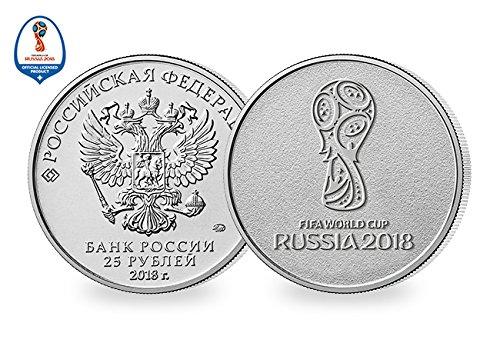 Change Checker 2018 FIFA World Cup Commemorative Coins