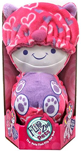 Flip Zee Girls Mini Pets Kitty with - Outlets Rock Castle At Shops
