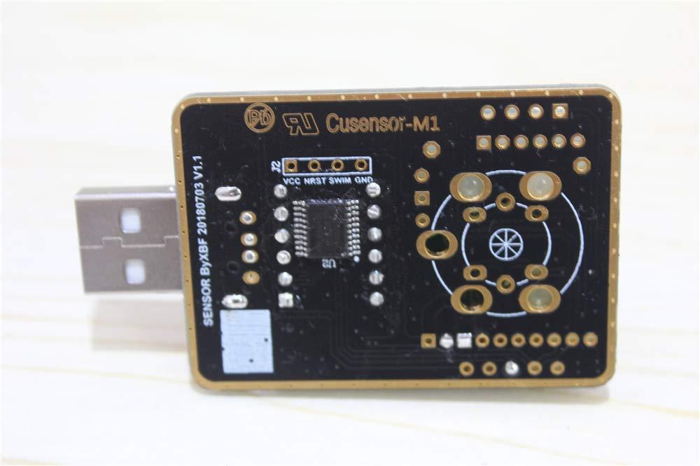 USB Plug Play with Computer Log Portable Ozone O3 Gas Sensor Detector 0-100ppm